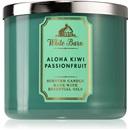 Bath & Body Works Aloha Kiwi Passionfruit 411 g Świece zapachowe