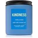 Bath & Body Works Kindness Vanilla Bean 198 g Świece zapachowe