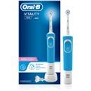 Oral B Vitality 100 Sensi UltraThin D100.413.1 Blue   Szczoteczki obrotowe