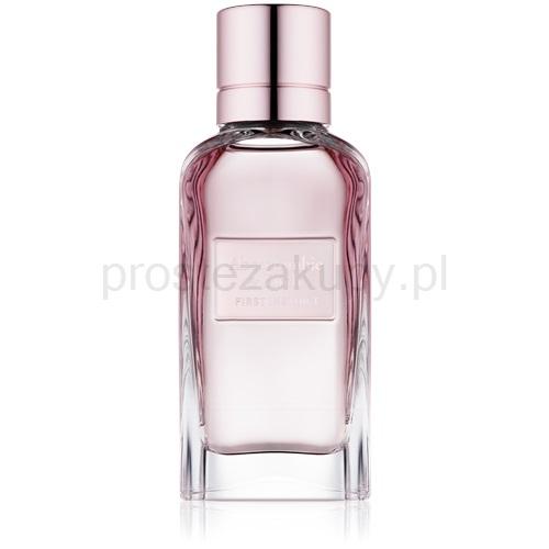 abercrombie & fitch first instinct woman woda perfumowana 30 ml