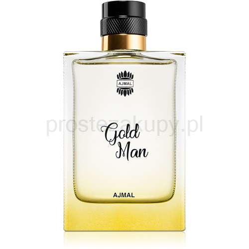 ajmal gold man