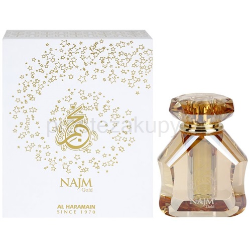 al haramain najm gold