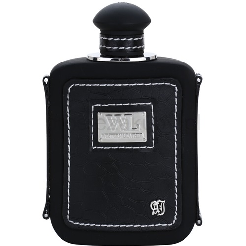 alexandre j western leather black