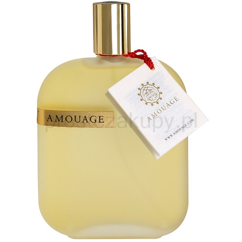 amouage library collection - opus iv