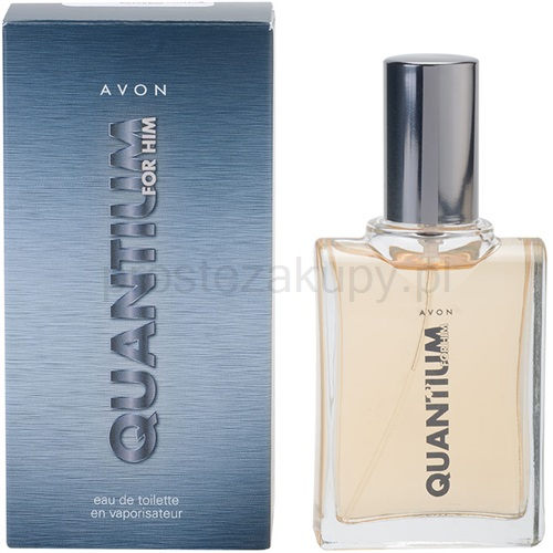avon quantium for him woda toaletowa 50 ml false