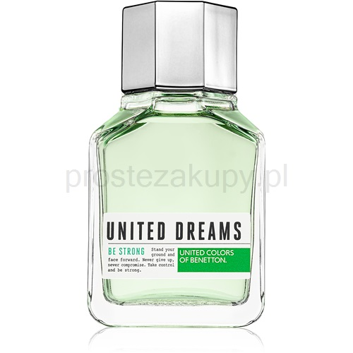 benetton united dreams - be strong