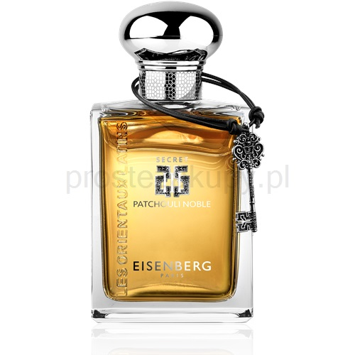 eisenberg les orientaux latins - secret iii: patchouli noble