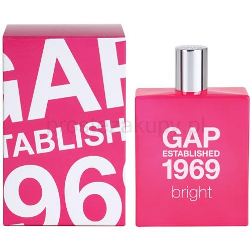 gap gap established 1969 bright