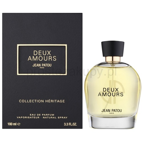 jean patou collection heritage - deux amours