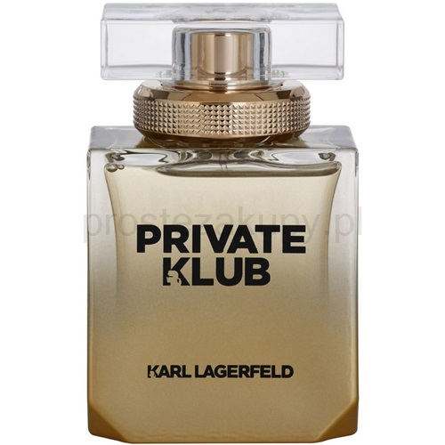 lagerfeld private klub for women