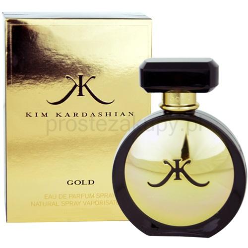 kim kardashian gold