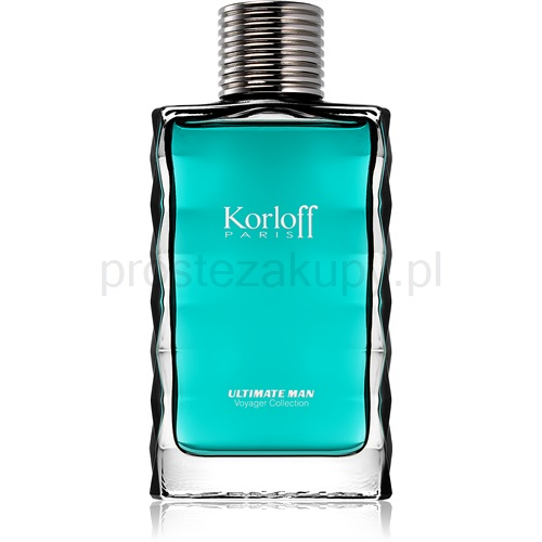 korloff voyager collection - ultimate man
