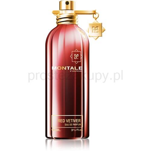 montale red vetiver woda perfumowana 100 ml