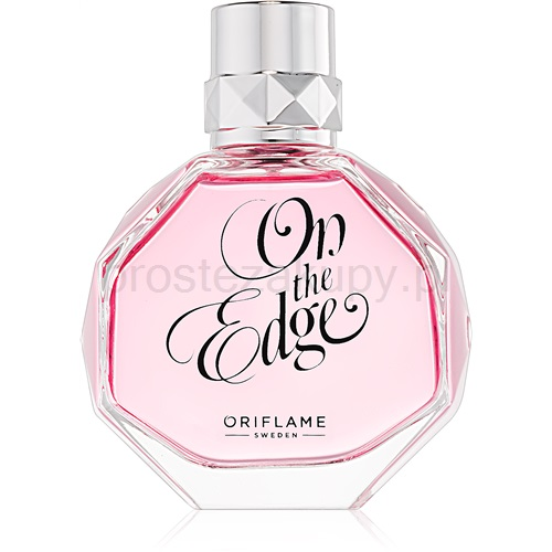 oriflame on the edge