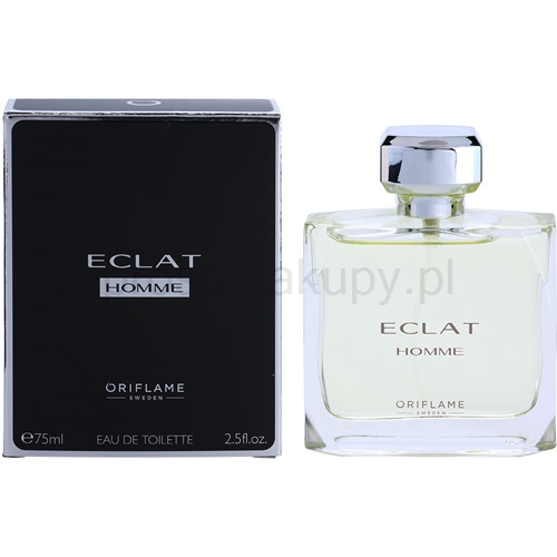 oriflame eclat homme