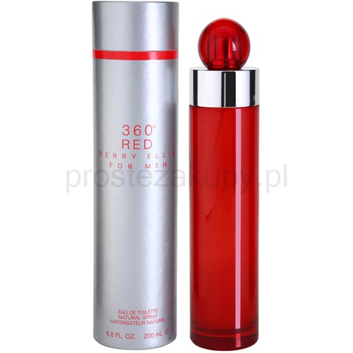 perry ellis 360° red for men