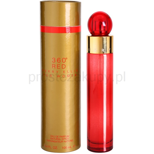 perry ellis 360° red for women