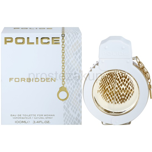 police forbidden for woman