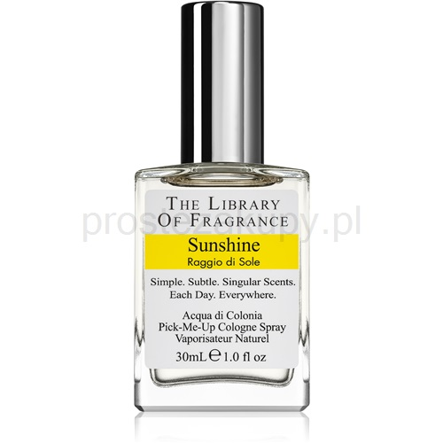 demeter fragrance library sunshine