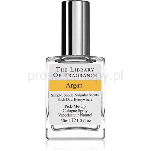 demeter fragrance library argan