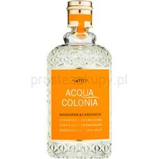 4711 Acqua Colonia Mandarine & Cardamom 170 ml woda kolońska unisex woda kolońska