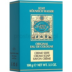 4711 Original 100 ml mydło perfumowane unisex mydło perfumowane
