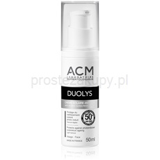 ACM Duolys Duolys krem ochronny na dzień przeciw starzeniu skóry SPF 50+ 50 ml