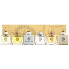 Amouage Miniatures Bottles Collection Women 6 szt. zestaw upominkowy