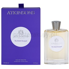 Atkinsons The British Bouquet 100 ml woda toaletowa