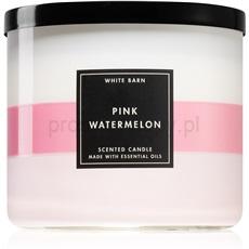 Bath & Body Works Pink Watermelon 411 g świeczka zapachowa