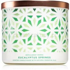 Bath & Body Works Eucalyptus Springs 411 g świeczka zapachowa