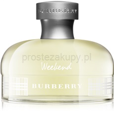 Burberry Weekend for Women 100 ml woda perfumowana