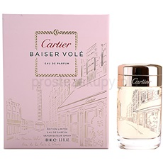 Cartier Baiser Volé D´Amour Limited Edition 100 ml woda perfumowana