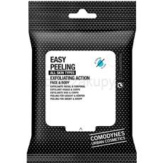 Comodynes Easy Peeling serwetki złuszczające do twarzy i ciała 20 szt.