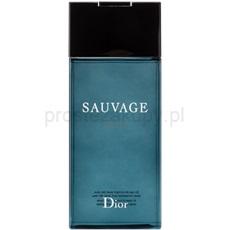 Dior Sauvage 200 ml żel pod prysznic