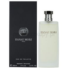 Hanae Mori HM 100 ml woda toaletowa