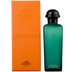 Hermès Concentré d'Orange Verte 100 ml woda toaletowa unisex woda toaletowa