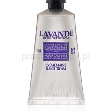 L'Occitane Lavender krem do rąk i paznokci z masłem shea 75 ml