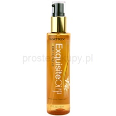 Biolage Advanced ExquisiteOil odżywczy olejek do wszystkich rodzajów włosów 100 ml