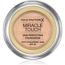 Max Factor Miracle Touch nawilżający podkład w kremie SPF 30 odcień 043 Golden Ivory 11.5 g