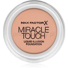 Max Factor Miracle Touch make up do wszystkich rodzajów skóry odcień 11,5 g