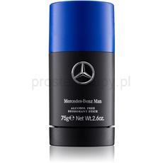 Mercedes-Benz Man Man 75 g dezodorant w sztyfcie dla mężczyzn dezodorant w sztyfcie