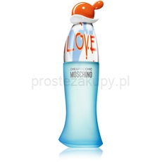 Moschino I Love Love 100 ml woda toaletowa