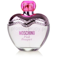 Moschino Pink Bouquet 100 ml woda toaletowa