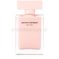Narciso Rodriguez For Her For Her 50 ml woda perfumowana
