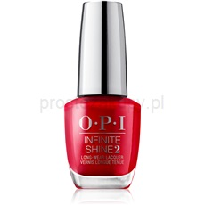 OPI Infinite Shine Infinite Shine lakier do paznokci z żelowym efektem Unequivocally Crimson 15 ml