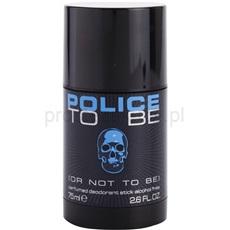 Police To Be To Be 75 ml dezodorant w sztyfcie dla mężczyzn dezodorant w sztyfcie