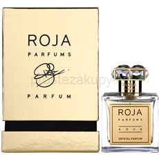 Roja Parfums Aoud Crystal 100 ml perfumy unisex perfumy