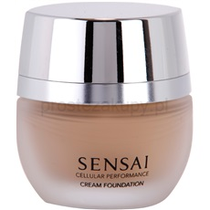 Sensai Cellular Performance Foundations kremowy podkład odcień CF 13 Warm Beige SPF 15 (Cream Foundation) 30 ml
