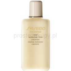 Shiseido Concentrate Facial Moisturizing Lotion Emulsja nawilżająca do twarzy 100 ml
